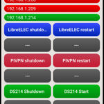 So sieht mein Raspberry SSH aus