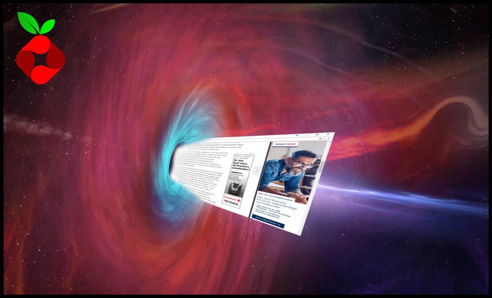 Pi-hole: Das schwarze Loch für Werbung im I